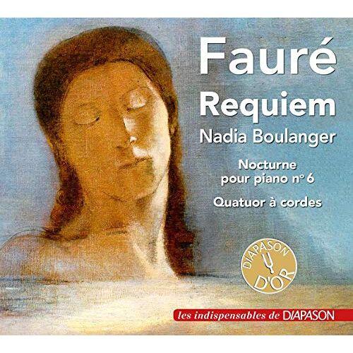 - Requiem/Nocturne pour Piano N 6/Quatuor a Cordes - Preis vom 20.06.2021 04:47:58 h