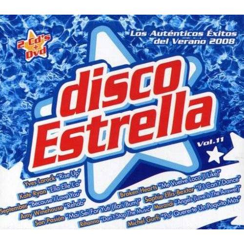 Disco Estrella - Vol. 11-Disco Estrella - Preis vom 17.06.2021 04:48:08 h