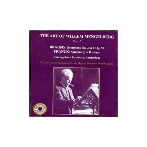 Willem Mengelberg - The Art of Willem Mengelberg Vol. 1 - Preis vom 20.06.2021 04:47:58 h