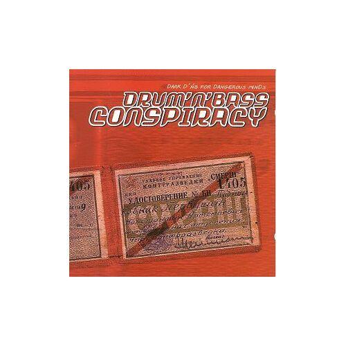 Va-Drum-N-Bass Conspiracy - Drum N Bass Conspiracy - Preis vom 03.05.2021 04:57:00 h