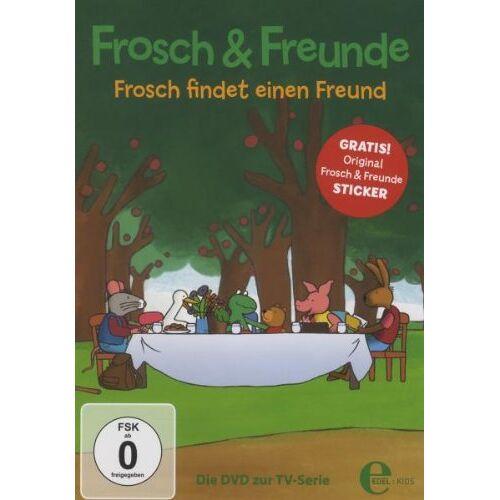 - Frosch & Freunde - Folge 2, Frosch findet einen Freund - Preis vom 17.06.2021 04:48:08 h