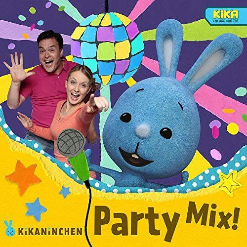 Kikaninchen, Anni & Christian - Kikaninchen Party Mix! - Preis vom 09.06.2021 04:47:15 h