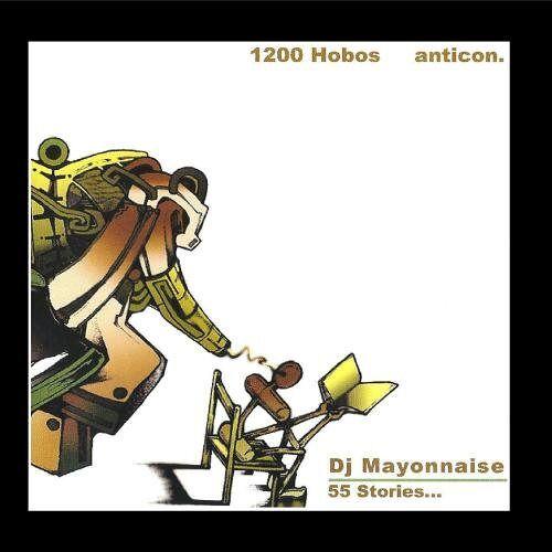 DJ Mayonnaise - 55 Stories (UK Import) - Preis vom 15.10.2021 04:56:39 h