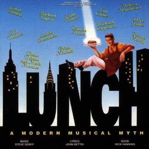 Musical - Lunch-a Modern Musical Myth - Preis vom 11.10.2021 04:51:43 h