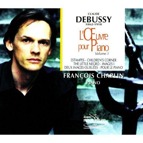 Claude Debussy - L Oeuvre pour Piano Vol.1 - Preis vom 19.06.2021 04:48:54 h