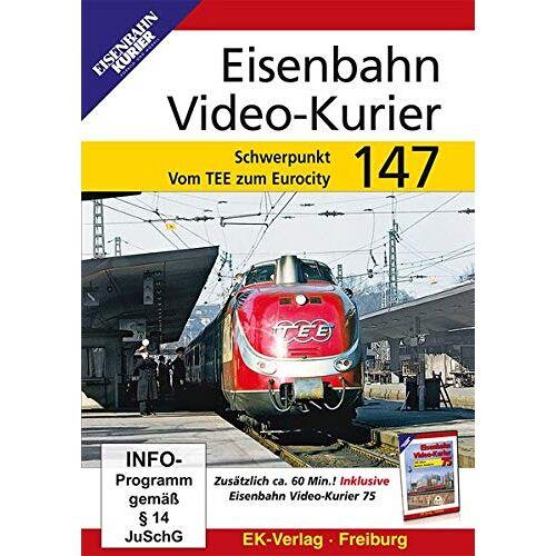 - Eisenbahn Video-Kurier 147 - Preis vom 06.09.2021 04:53:38 h