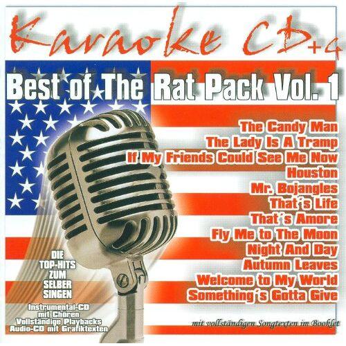 Karaokefun.cc VA - Best of The Rat Pack Vol.1 - Karaoke - Preis vom 21.06.2021 04:48:19 h