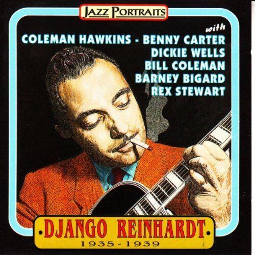 Django Reinhardt - Django Reinhardt 1935-39 - Preis vom 09.09.2021 04:54:33 h