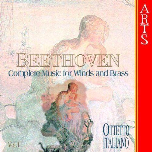 Otetto Italiano - Holzbläser Kammermusik Vol. 1 - Preis vom 16.06.2021 04:47:02 h