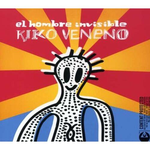 Kiko Veneno - El Hombre Invisible - Preis vom 11.10.2021 04:51:43 h