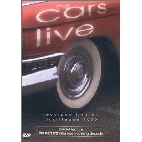 Cars - The Cars - Live - Preis vom 19.06.2021 04:48:54 h