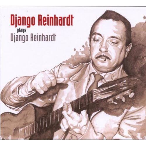 Django Reinhardt - Django Reinhardt Plays... - Preis vom 09.09.2021 04:54:33 h