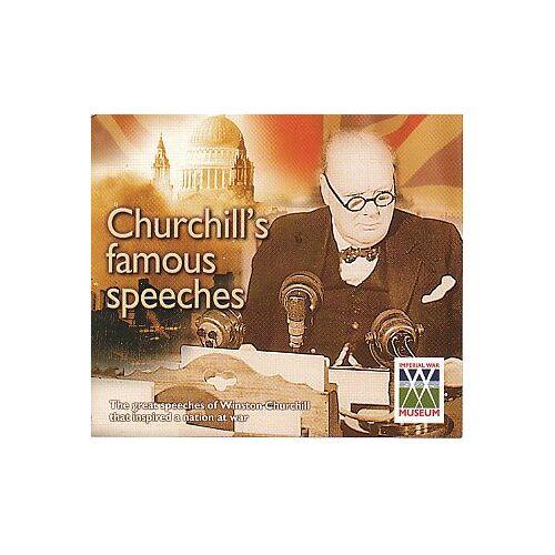 Winston Churchill - Churchill's Famous Speeches - Preis vom 25.07.2021 04:48:18 h