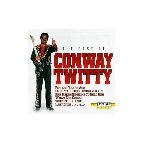 Conway Twitty - Best of Conway Twitty - Preis vom 18.05.2021 04:45:01 h