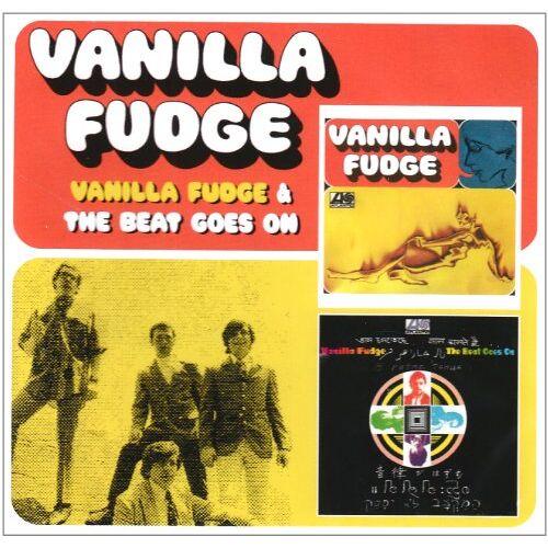 Vanilla Fudge - Vanilla Fudge/the Beat Goes on - Preis vom 11.06.2021 04:46:58 h