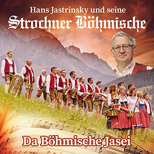 Hans Jastrinsky und seine Strochner Böhmische - Da Böhmische Jasei; Blasmusik - Preis vom 20.09.2021 04:52:36 h