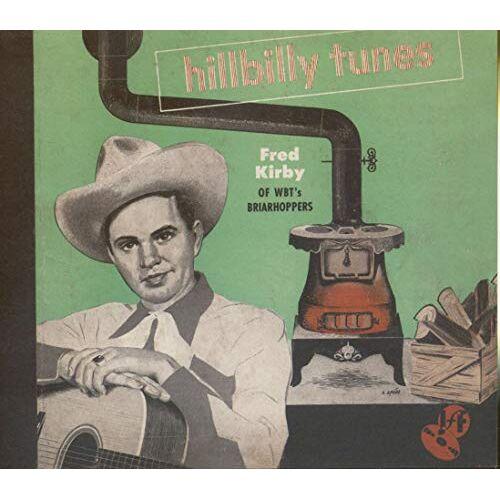 Fred Kirby - Hillbilly Tunes (CD) - Preis vom 17.06.2021 04:48:08 h