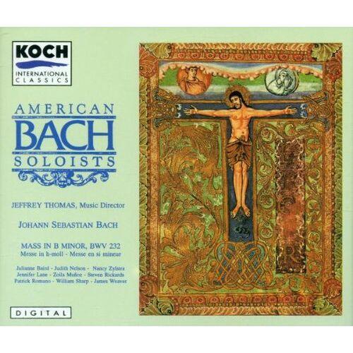 Thomas - Messe H-Moll Bwv 232 - Preis vom 21.06.2021 04:48:19 h
