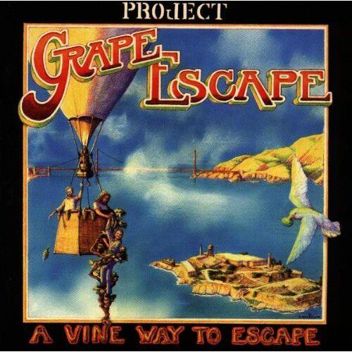 Grape Escape - A Vine Way to Escape - Preis vom 19.06.2021 04:48:54 h