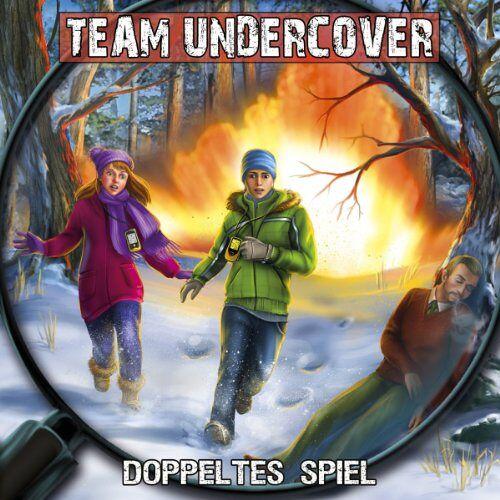 Team Undercover - Team Undercover 7: Doppeltes Spiel - Preis vom 22.06.2021 04:48:15 h