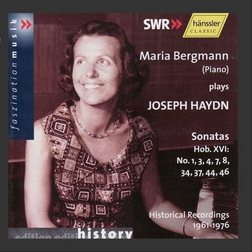 Maria Bergmann - Maria Bergman Plays Joseph - Preis vom 12.10.2021 04:55:55 h