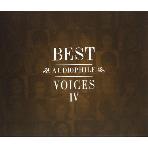 Vari-Best Audiophile Voices CD Vol.4 - Best Audiophile Voices CD Vol.4 - Preis vom 03.05.2021 04:57:00 h