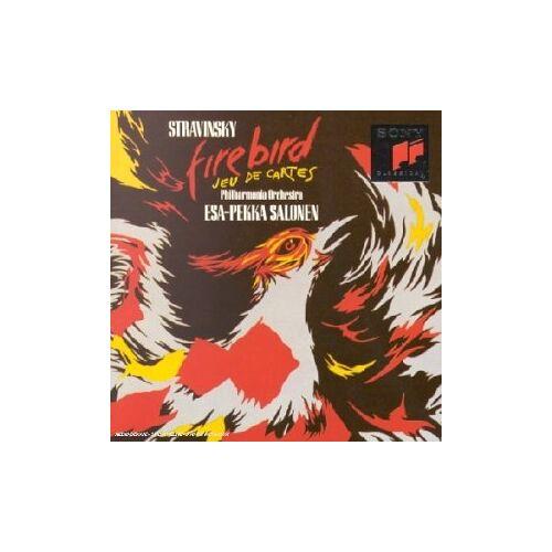 E.-P. Salonen - Der Feuervogel - Preis vom 13.06.2021 04:45:58 h