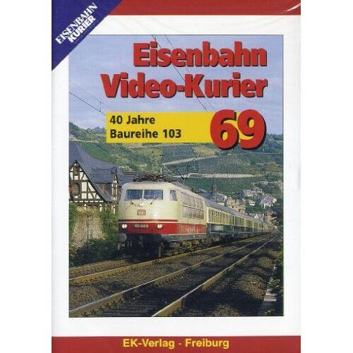 - Eisenbahn Video-Kurier 69 - 40 Jahre Baureihe 103 - Preis vom 23.09.2021 04:56:55 h