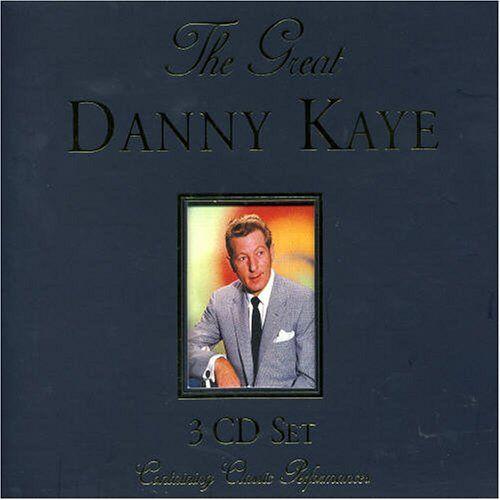 Danny Kaye - Great Danny Kaye,the [52trx] - Preis vom 21.06.2021 04:48:19 h