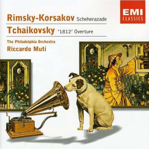 Rimsky-Korsakov - Scheherazade - Preis vom 22.06.2021 04:48:15 h