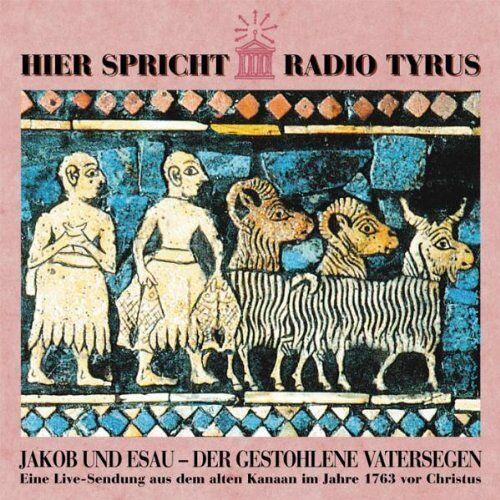 Manfred Voegele - Jacob und Esau - Preis vom 20.10.2021 04:52:31 h
