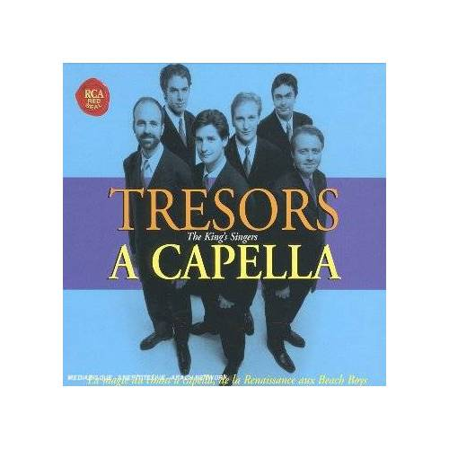 the King'S Singers - Tresors a Capella - Preis vom 17.06.2021 04:48:08 h