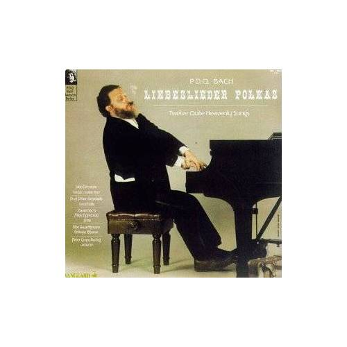 P.d.Q. Bach - Liebeslieder Polkas - Preis vom 09.06.2021 04:47:15 h