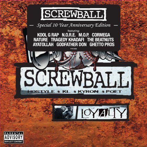 Screwball - Loyalty:10th Anniversary Edition - Preis vom 14.06.2021 04:47:09 h