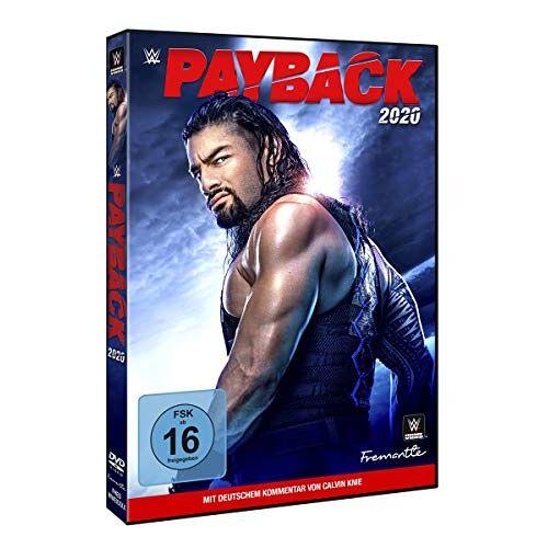 - WWE - Payback 2020 [2 DVDs] - Preis vom 16.06.2021 04:47:02 h