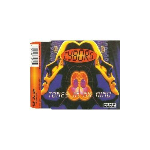 Cyborg - Tones in My Mind - Preis vom 15.06.2021 04:47:52 h