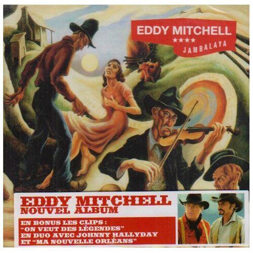 Eddy Mitchell - Jambalaya - Preis vom 22.06.2021 04:48:15 h