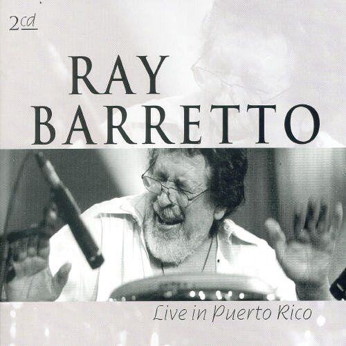Ray Barretto - Live in Puerto Rico - Preis vom 22.06.2021 04:48:15 h