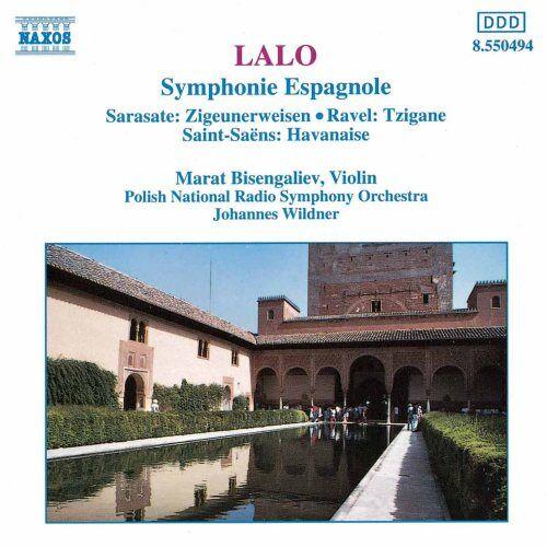 E. Lalo - Sym Espagnole - Preis vom 14.06.2021 04:47:09 h