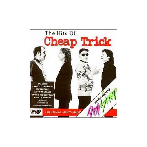 Cheap Trick - Hits of Cheap Trick - Preis vom 13.06.2021 04:45:58 h