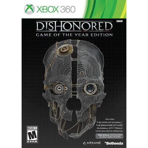 Bethesda - Dishonored Goty - Preis vom 15.06.2021 04:47:52 h