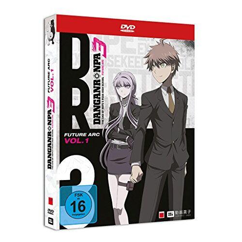 Seiji Kish - Danganronpa 3: Future Arc - DVD 1 - Preis vom 11.06.2021 04:46:58 h