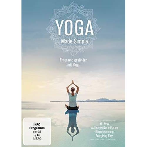 - Yoga Made Simple - Fitter und gesünder mit Yoga - Preis vom 16.10.2021 04:56:05 h