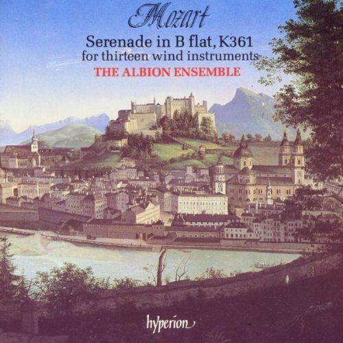 the Albion Ensemble - Serenade für Blasinstrumente - Preis vom 29.07.2021 04:48:49 h