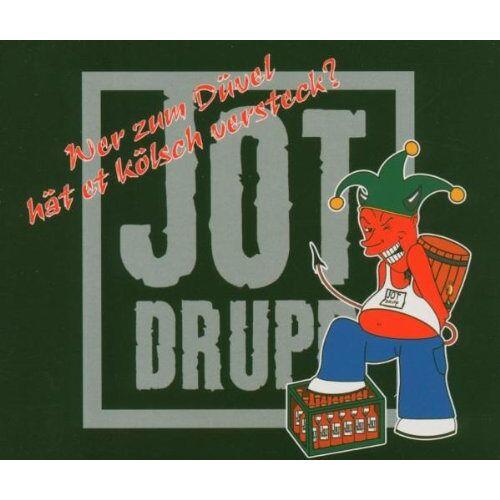 Jot Drupp - Wer Zum Düvel Hät et Kölsch... - Preis vom 21.06.2021 04:48:19 h