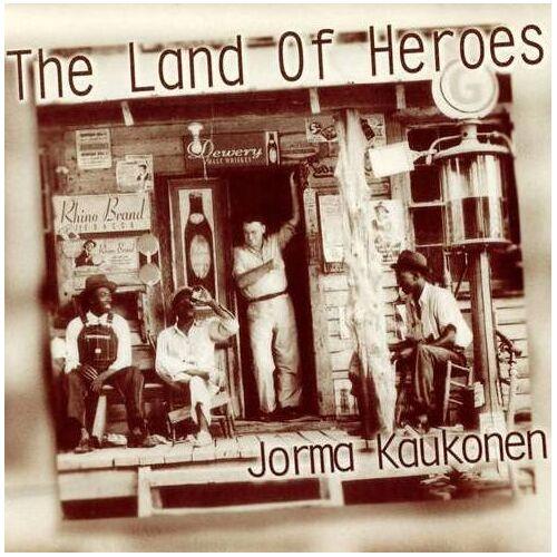 Jorma Kaukonen - Land of Heroes - Preis vom 11.06.2021 04:46:58 h