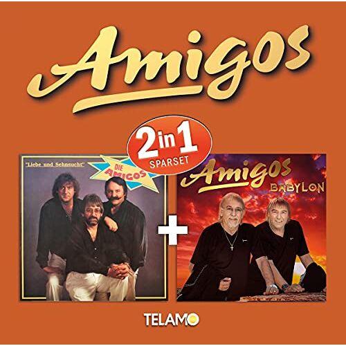 Amigos - 2 in 1 - Preis vom 19.06.2021 04:48:54 h
