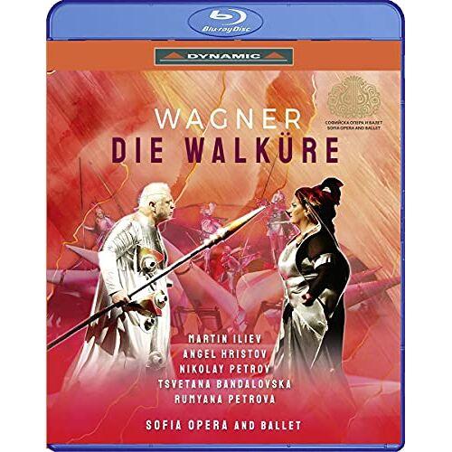 Martin Iliev - Die Walküre [Blu-ray] - Preis vom 18.10.2021 04:54:15 h