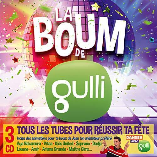 - La Boum de Gulli - Preis vom 09.06.2021 04:47:15 h
