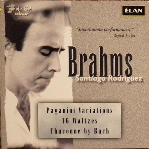 J. Brahms - Piano Works - Preis vom 19.06.2021 04:48:54 h